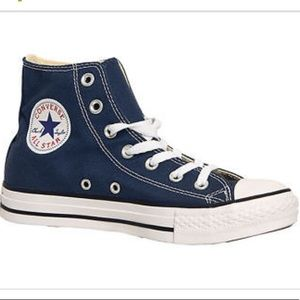 Converse Chuck Taylor All Stars Navy Sneakers